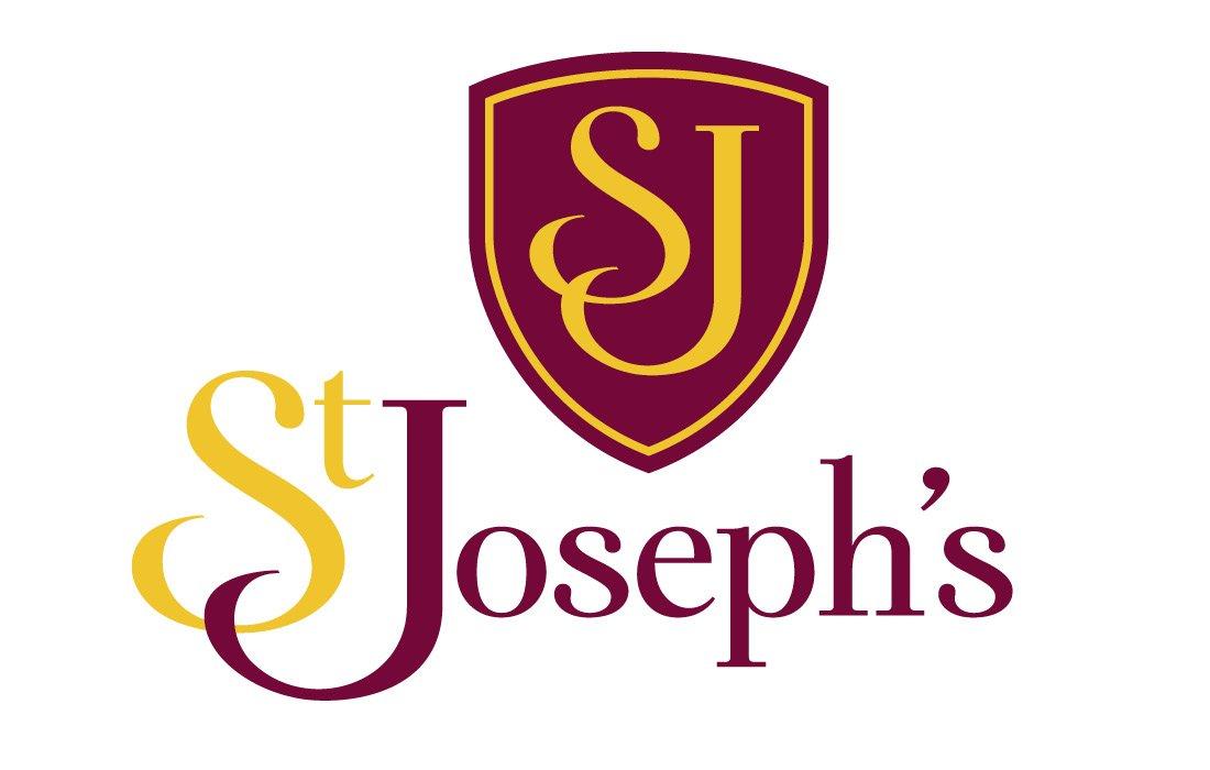 An evolution of the St Joseph's Federation logo designed by Pylon Design