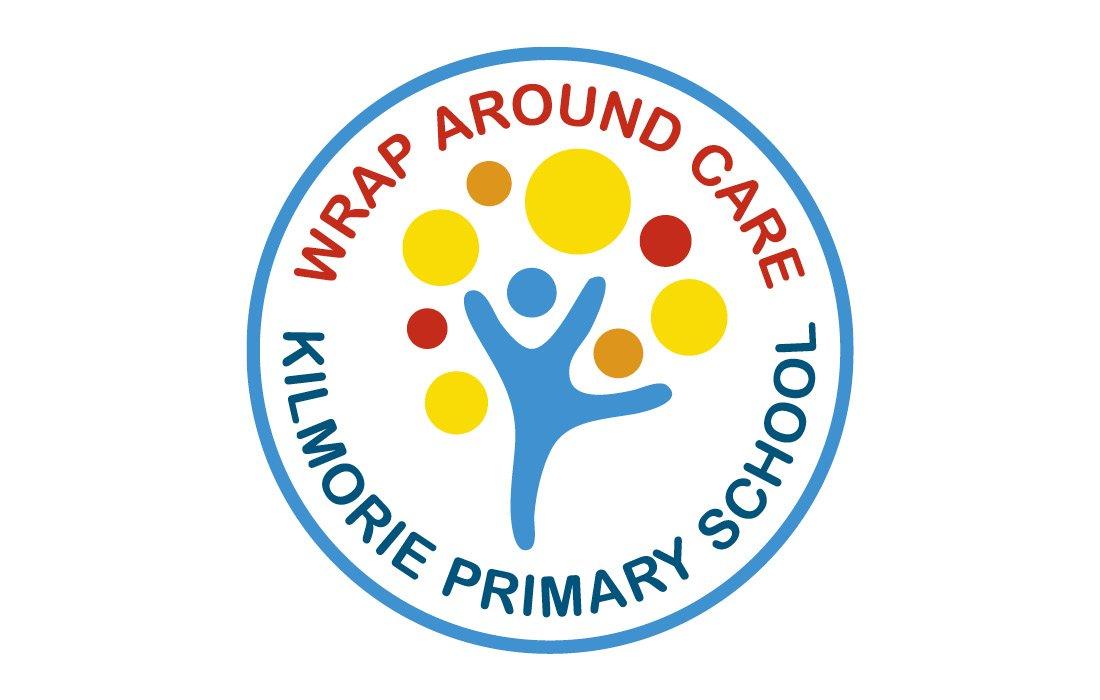 Kilmorie Wrap Around Care logo by Pylon Design