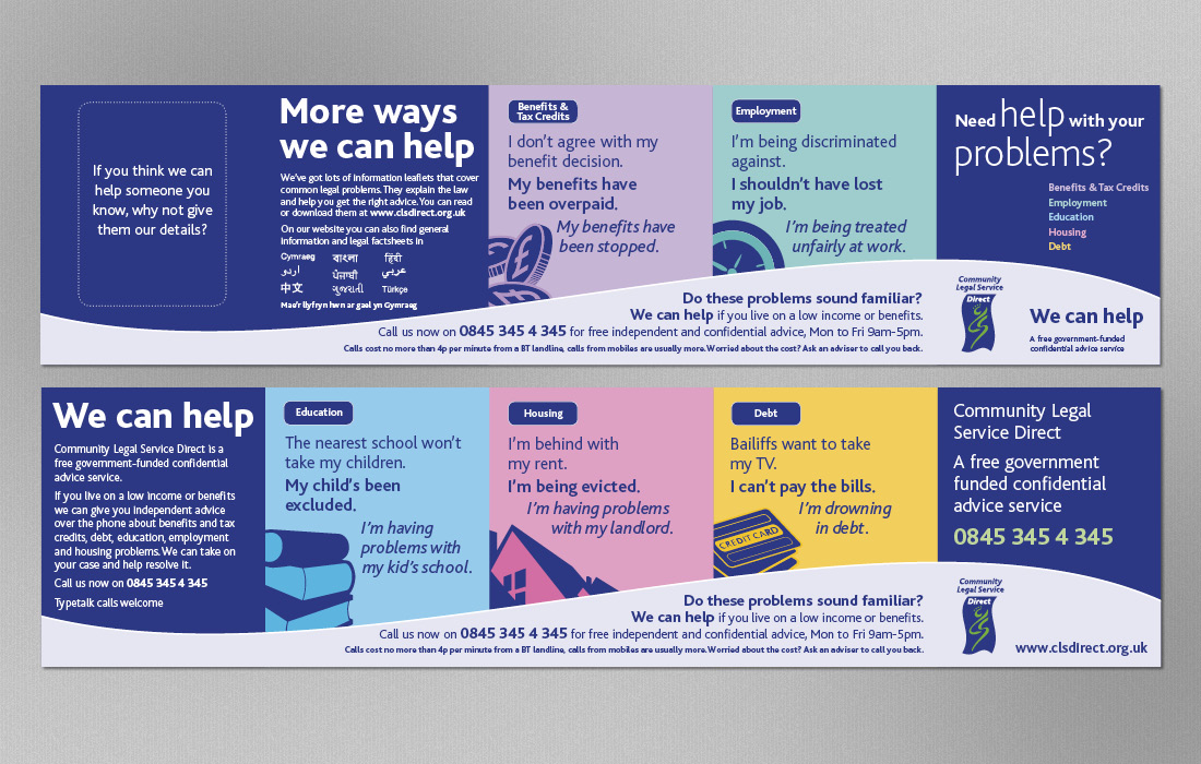 A colour coded booklet for the CLS by Pylon Design