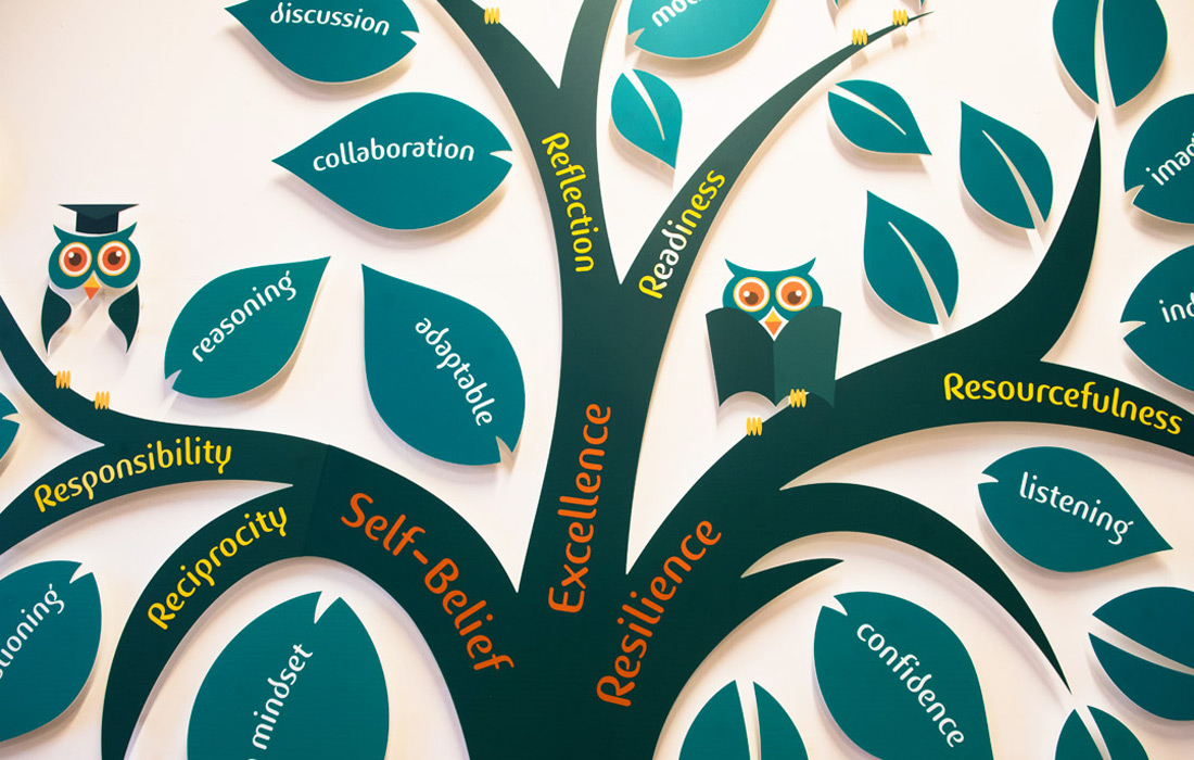 The Learning Tree at Haseltine Primary School in Sydenham, London