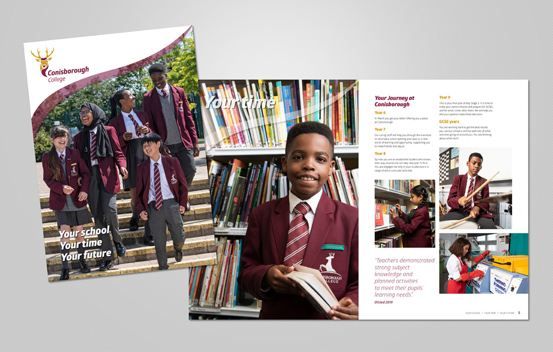 Conisborough College Prospectus
