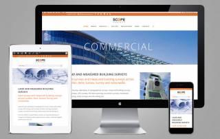 Scope Surveys website